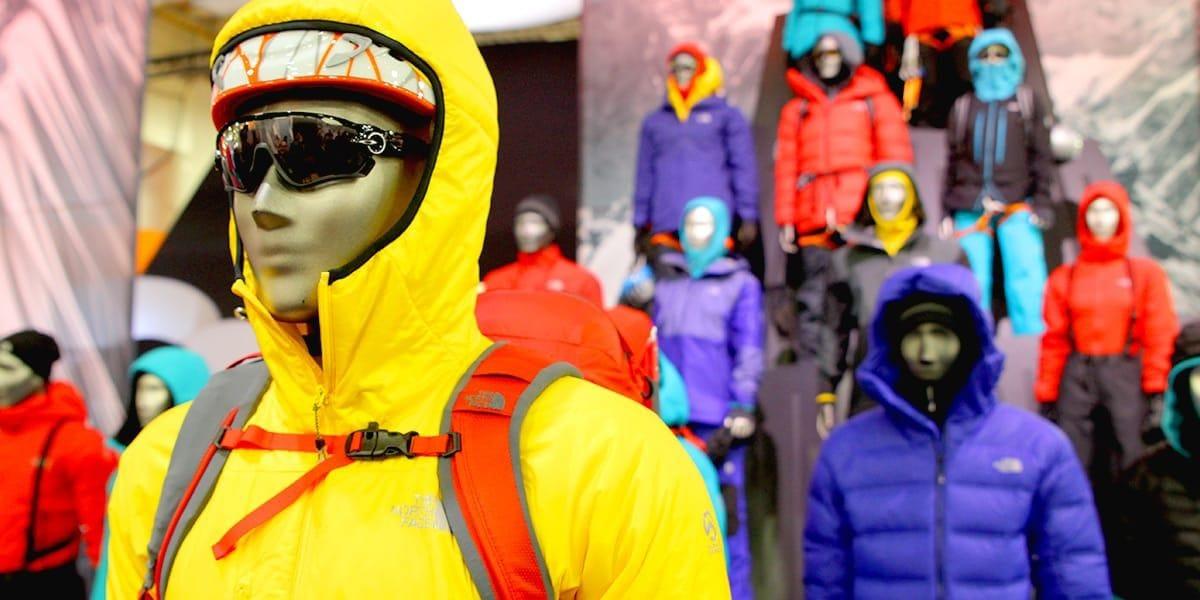 The North Face. Commencer l'année 2017 avec le Prix de reconnaissance – The North Face