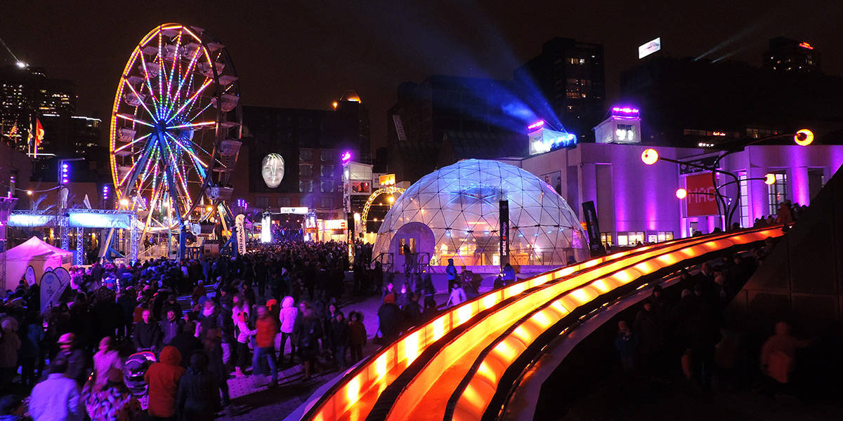 Travel. Winter Festivals in Canada You Won't Want to Miss