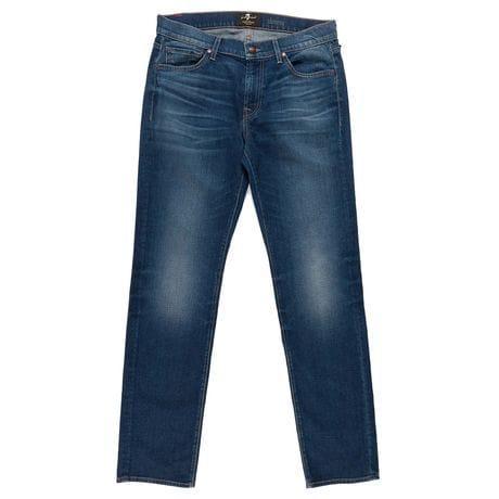 mens slim leg jeans