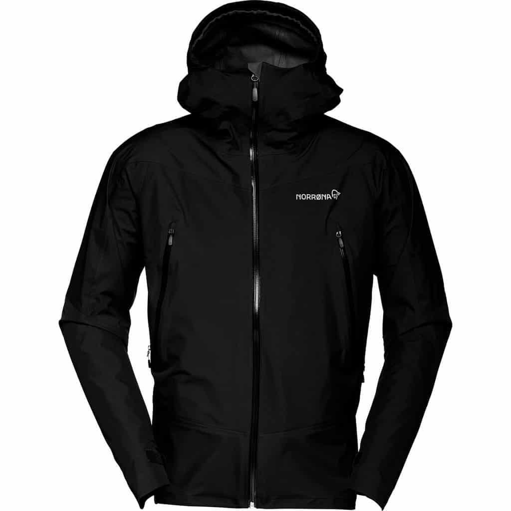 norrona mens falketind gore-tex jacket