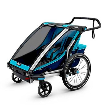 Thule  Chariot Cross 2 + Cycle-Stroll