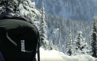 Ski & Snowboard, Thule. Thule Upslope 35L Snowsports Backpack Review.