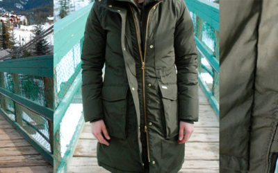 Woolrich John Rich & Bros. Woolrich John Rich & Bros Military Parka Review.