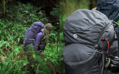 Mountain Hardwear. Mountain Hardwear's Ozonic™ Backpack Collection.