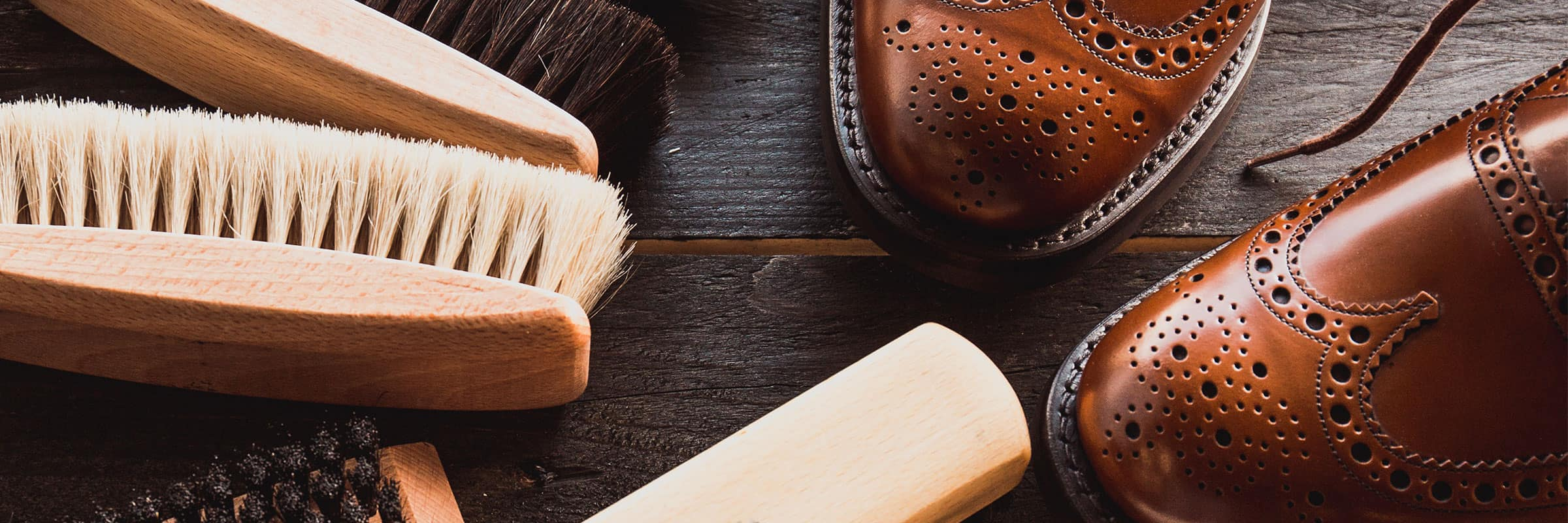 Leather Boot Care: 3 Simple Treatment Steps