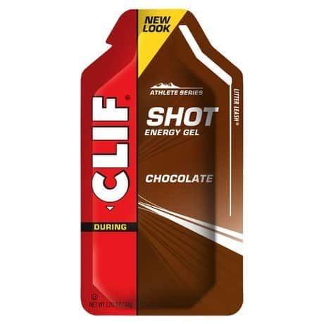 clif bar chocolate shot