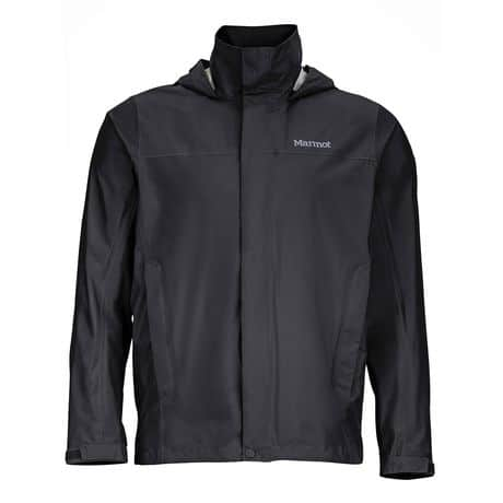 mens precip jacket long