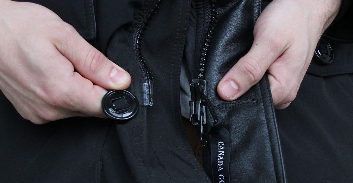 step one do up zipper