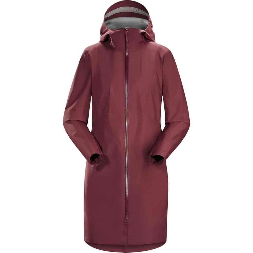 womens imber raincoat