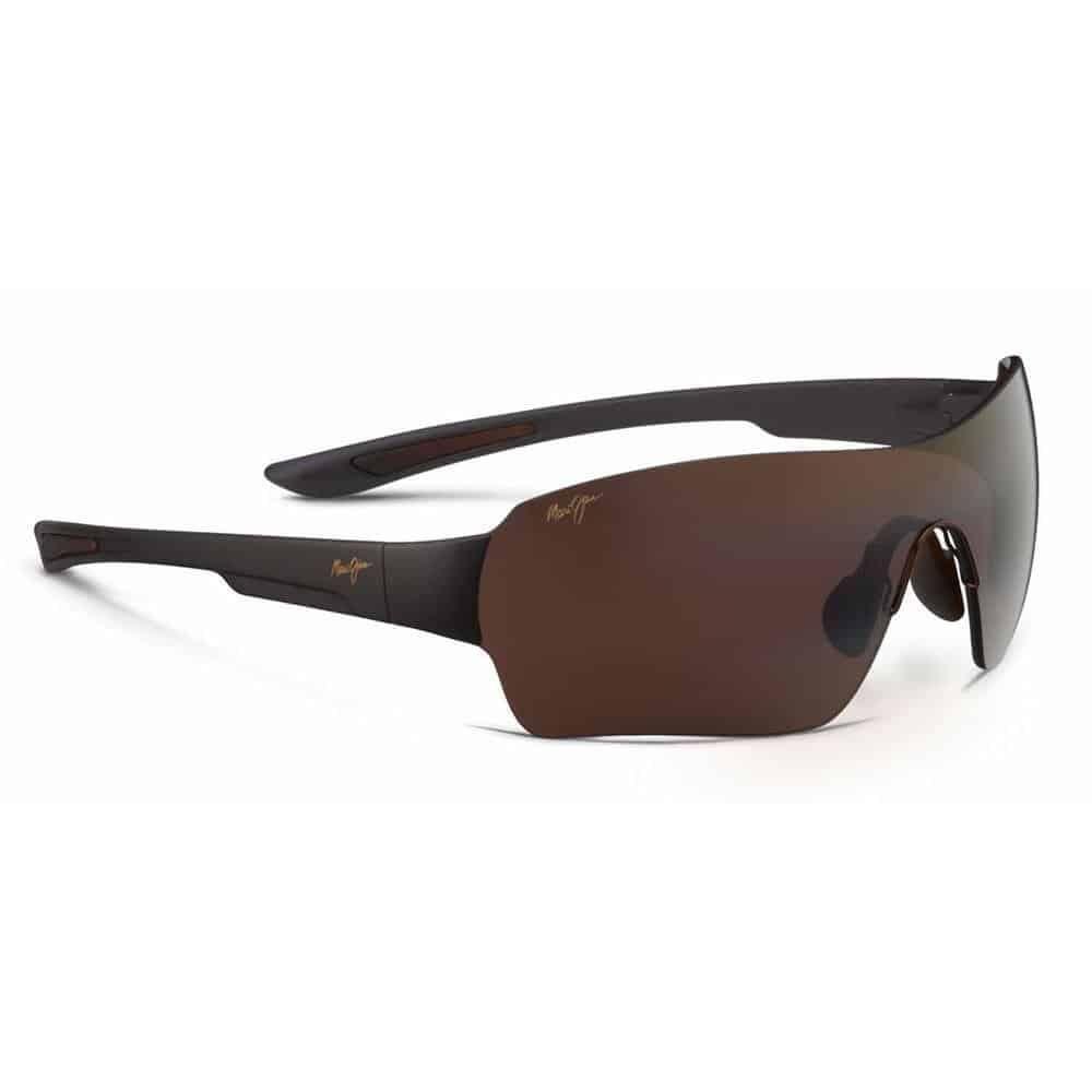 lunettes de soleil night dive brunes