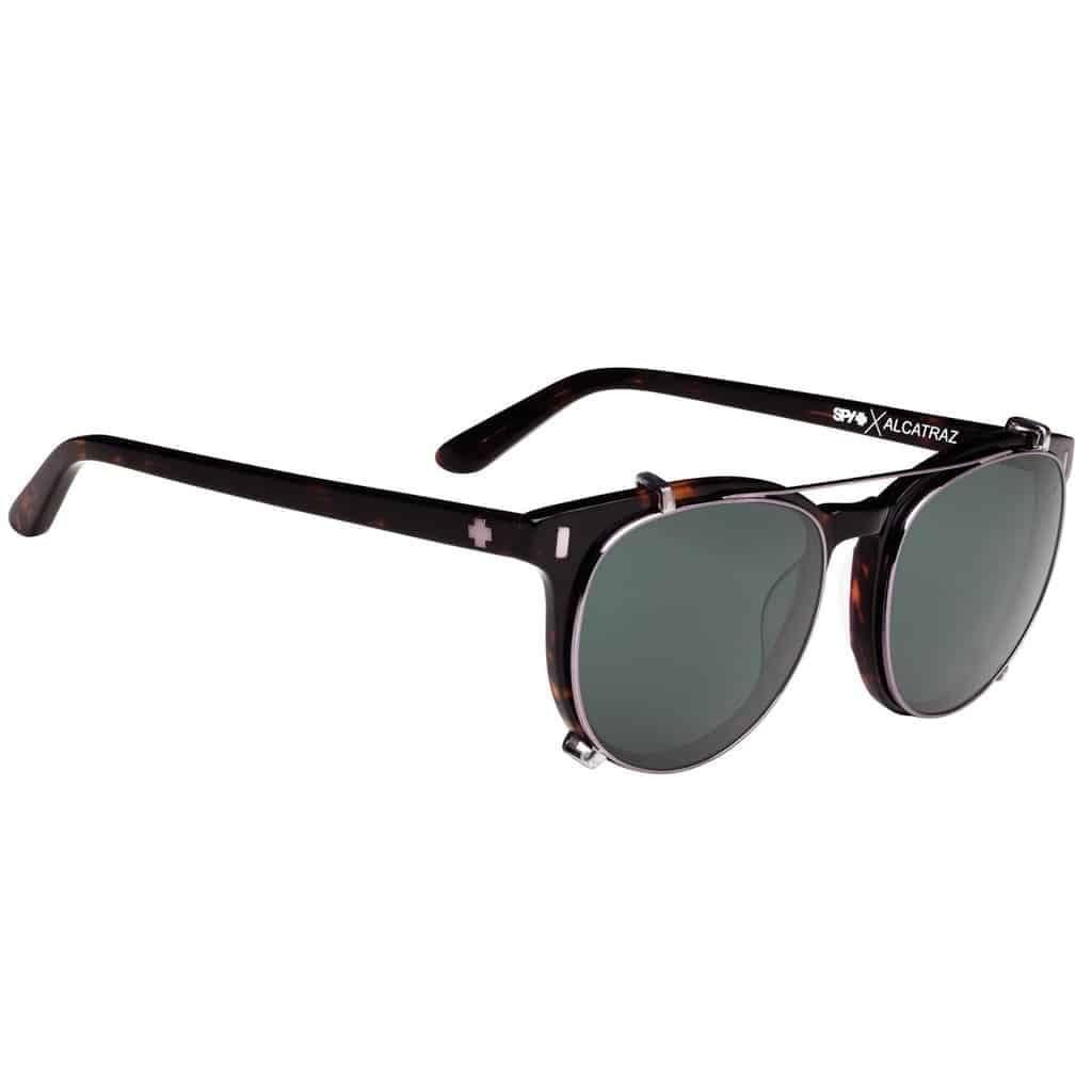 lunettes de soleil alcatraz dark tortoise