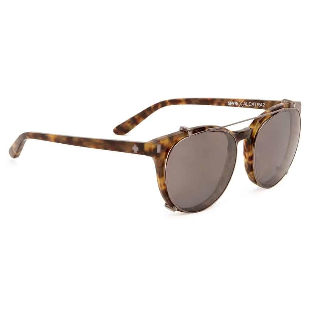 lunettes de soleil alcatraz tortoise