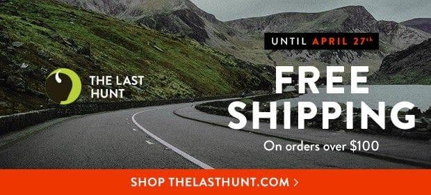 The Last Hunt Sale