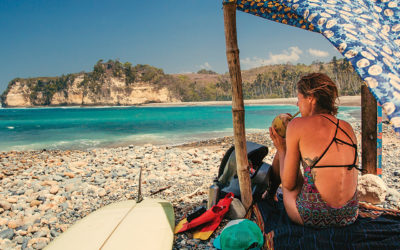Patagonia, Surfing, Swimwear. Discover Patagonia's Fair Trade & Recycled Swimwear.