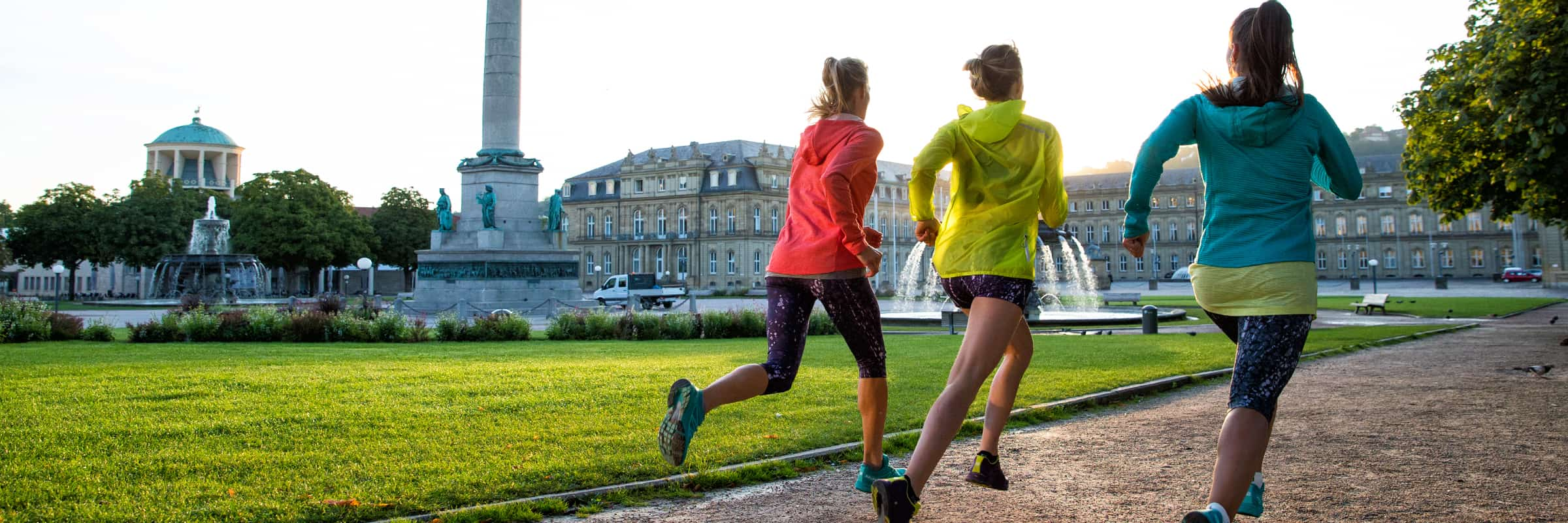 Top Running Routes in Toronto