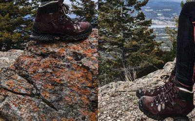 Hanwag. Revue des bottes de trekking légères Tatra GTX par Hanwag.