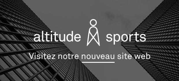 La promotion d'Altitude Sports
