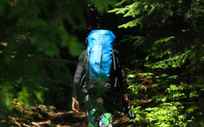 Arc'teryx, Gregory, Marmot, Osprey. Top Backpacks for Multi-Day Hikes.