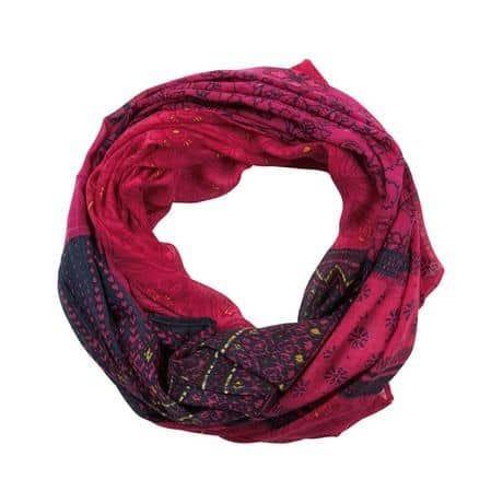 womens sherpa scarf