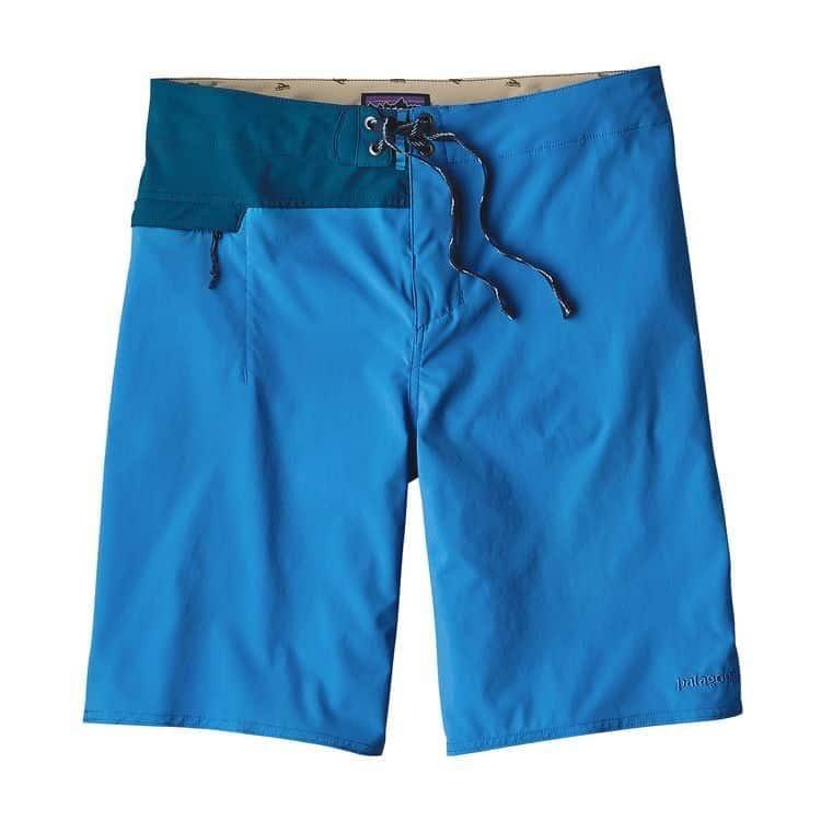 patagonia mens blue short