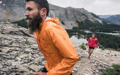 Running, The North Face. The North Face Flight Series Fuse Jacket is Ideal for Runners.