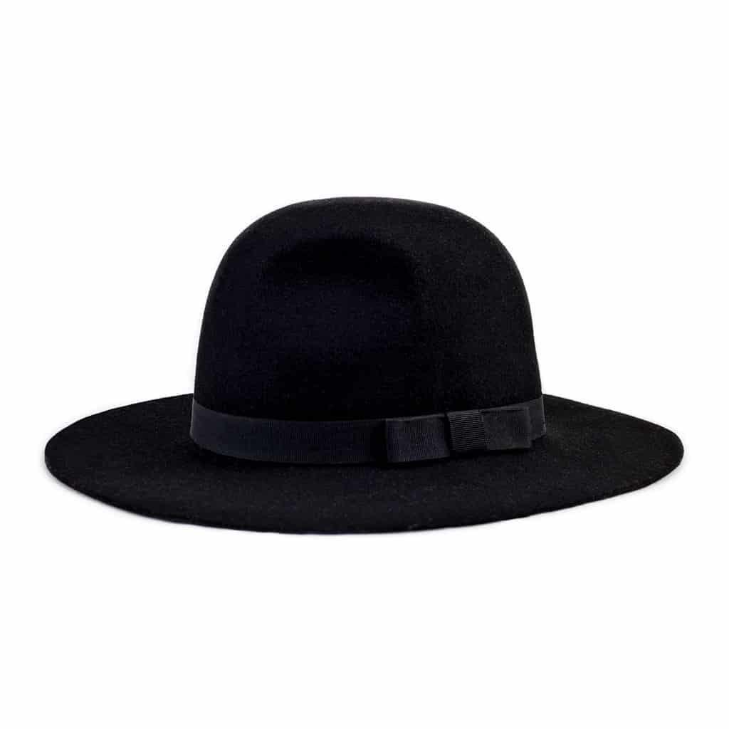 dalila summer hat black