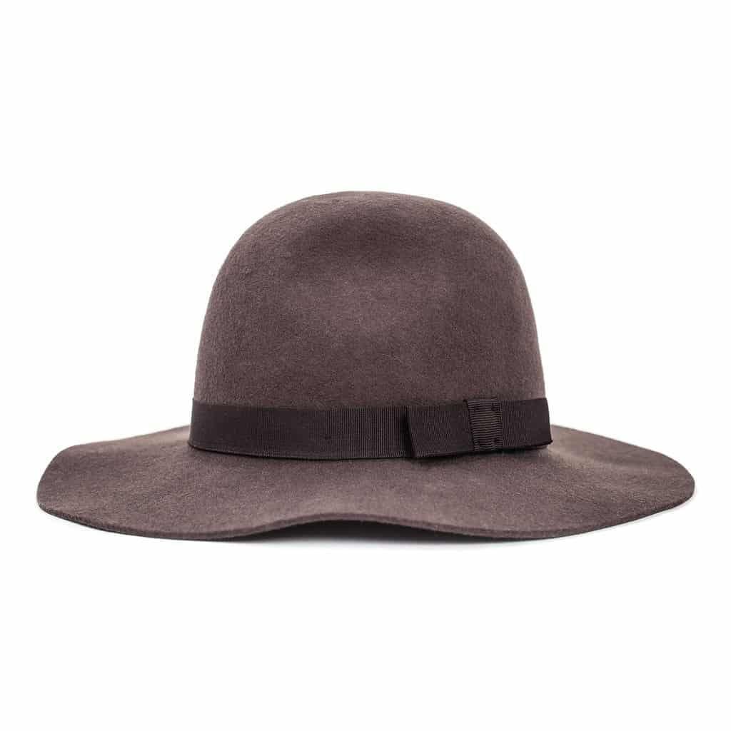 dalila summer hat brown
