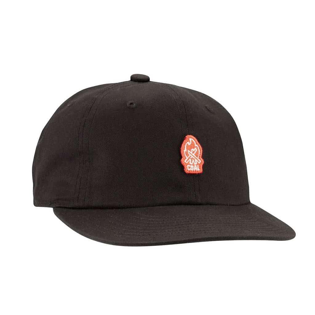 black junior cap