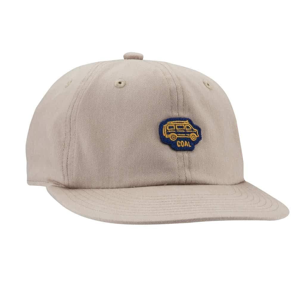 khaki junior cap