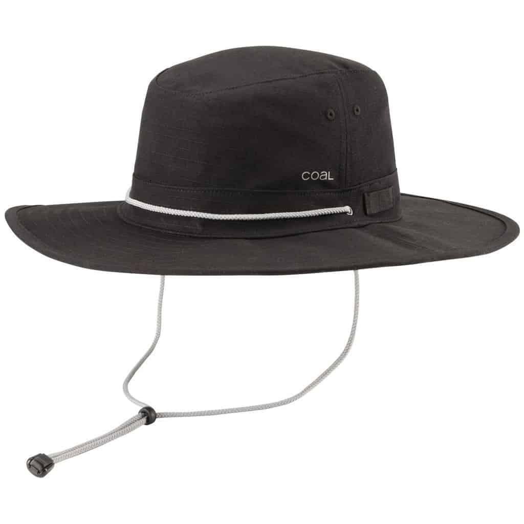 traveler hat black