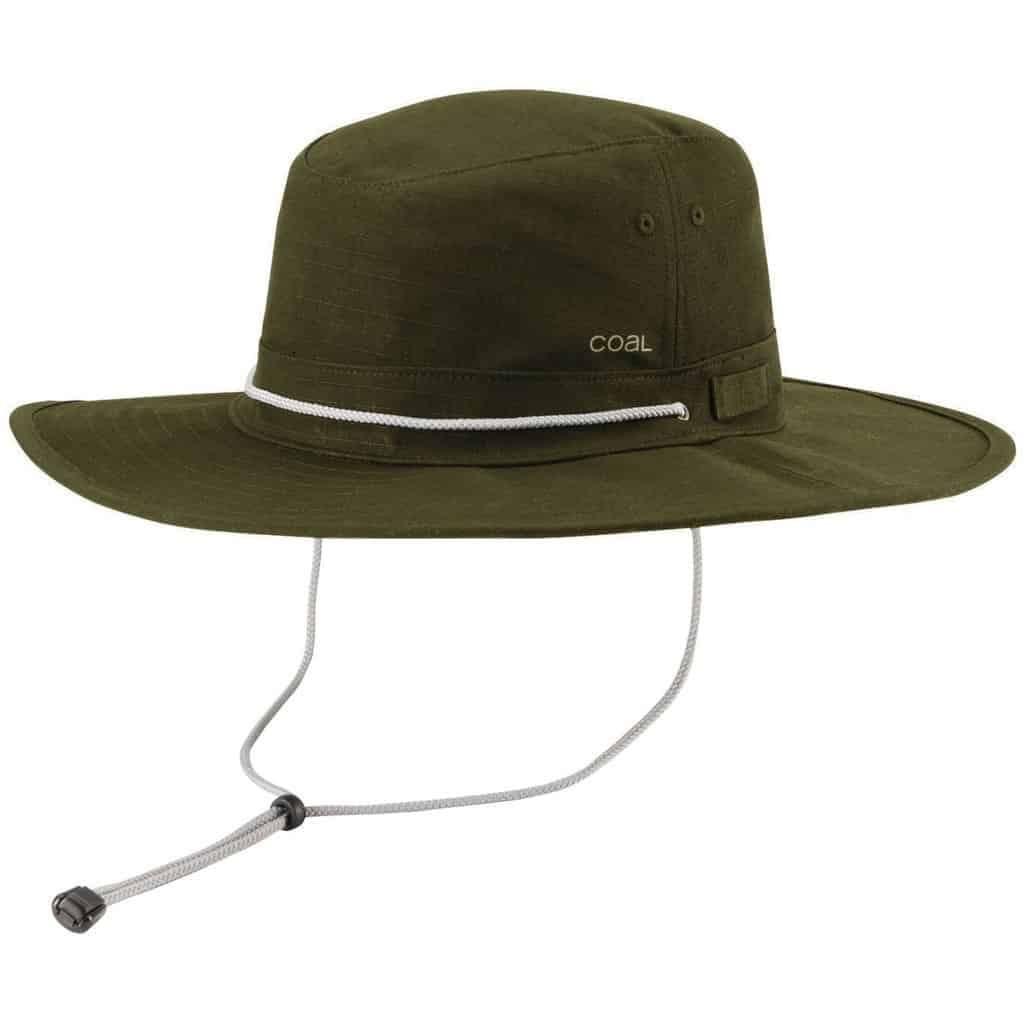 traveler hat green