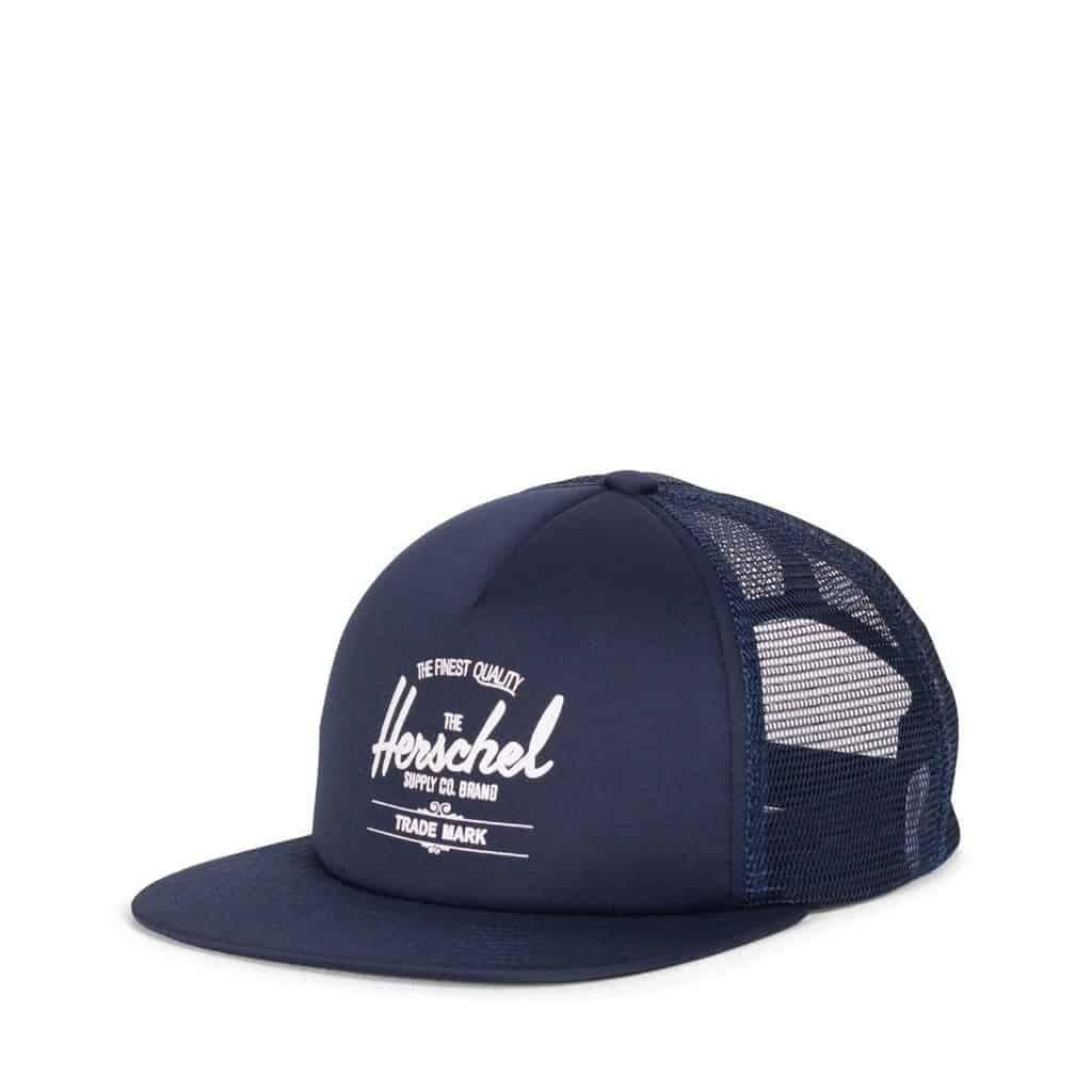 whaler cap navy