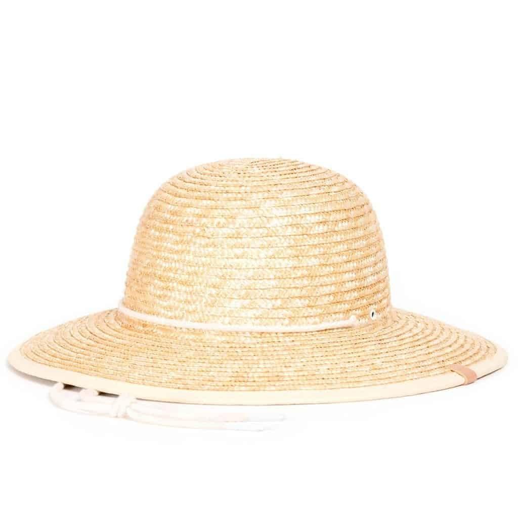 straw summer hat