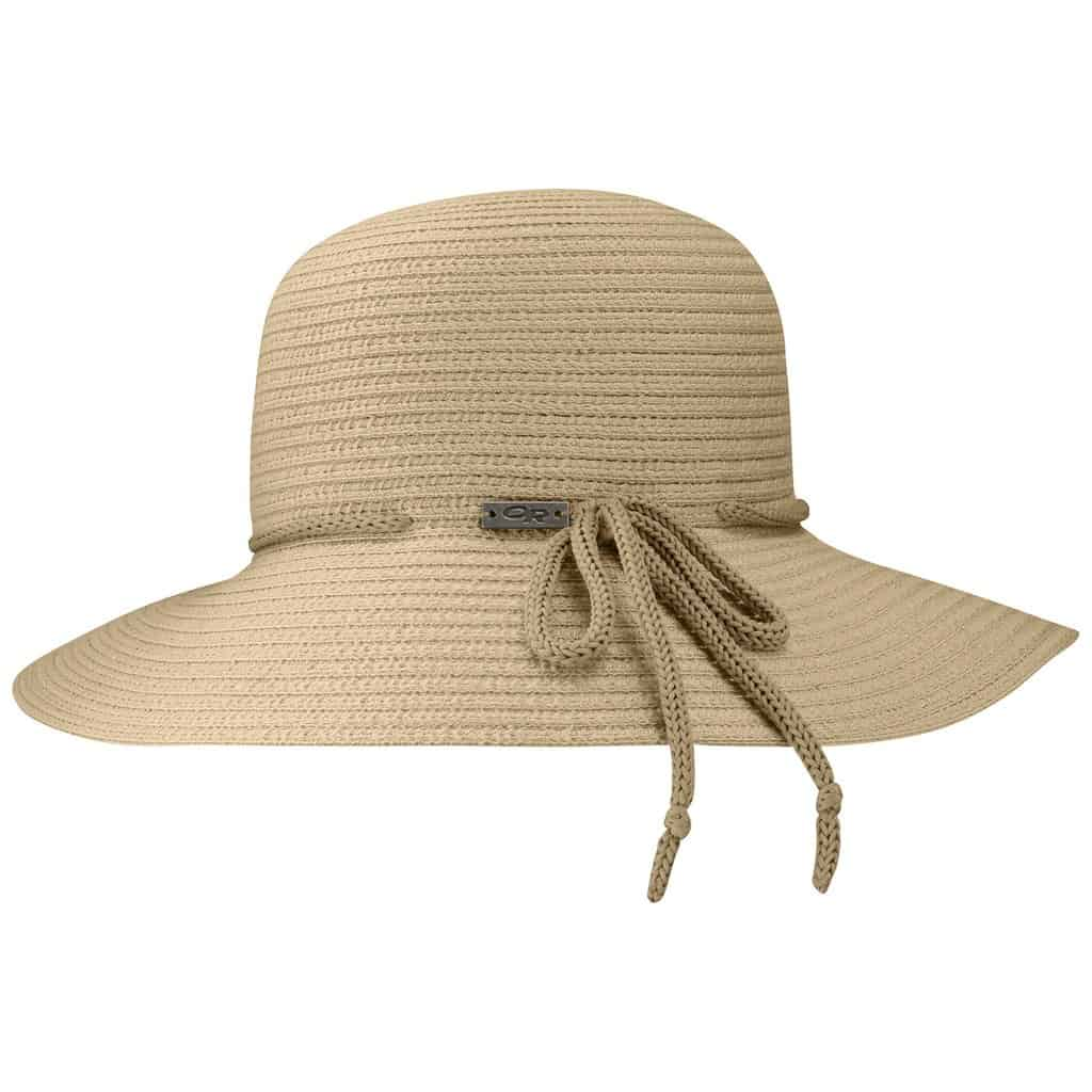 isla straw summer hat