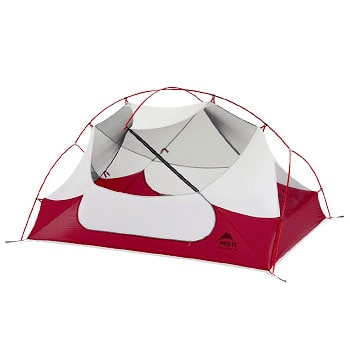 Camping Essentials : MSR Tent