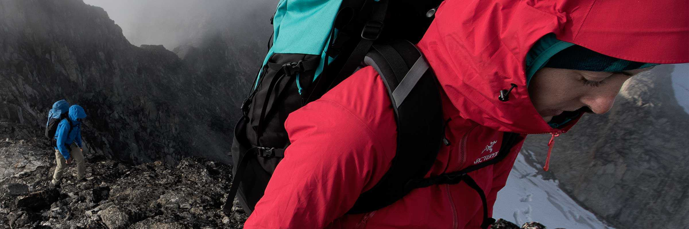 Arc'teryx. What are the Differences Between Arc'teryx SL Jackets?