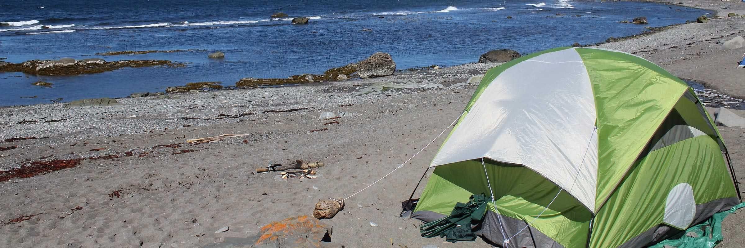 Top 7 des tentes pour partir en camping avec toute la for Domon canada