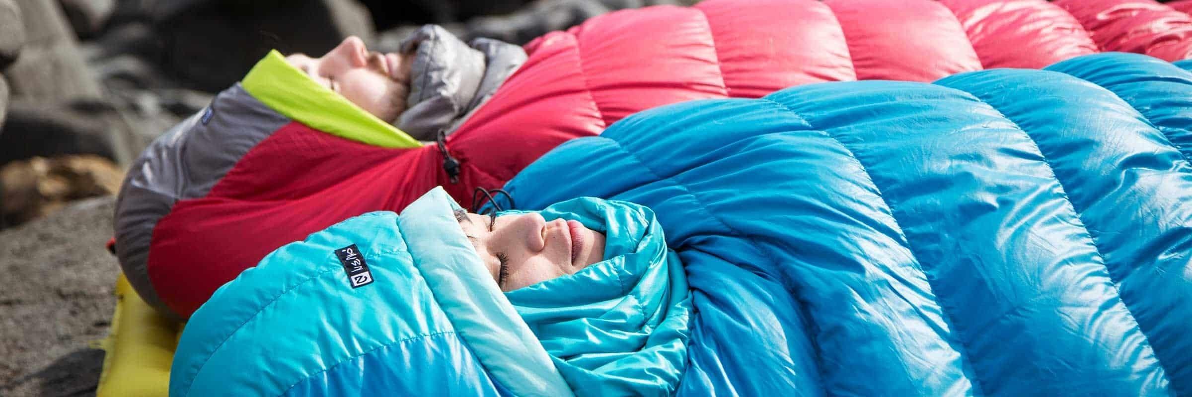 Marmot, Mountain Hardwear, NEMO Equipment, The North Face. Comment choisir le bon sac de couchage