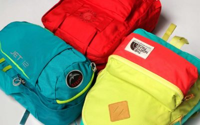 Fjällräven, Osprey, The North Face. Top 3 Kid's Backpacks of 2017.