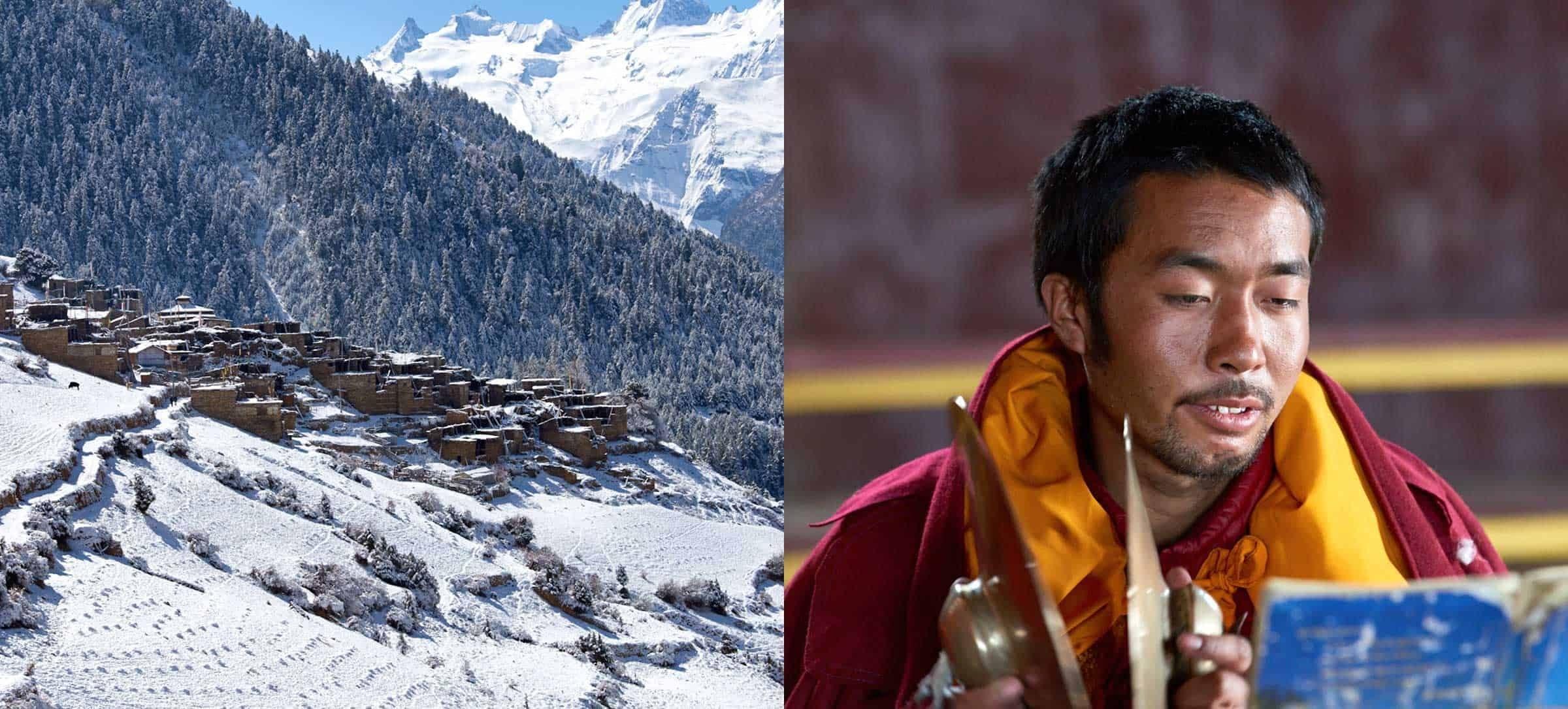 nepal village