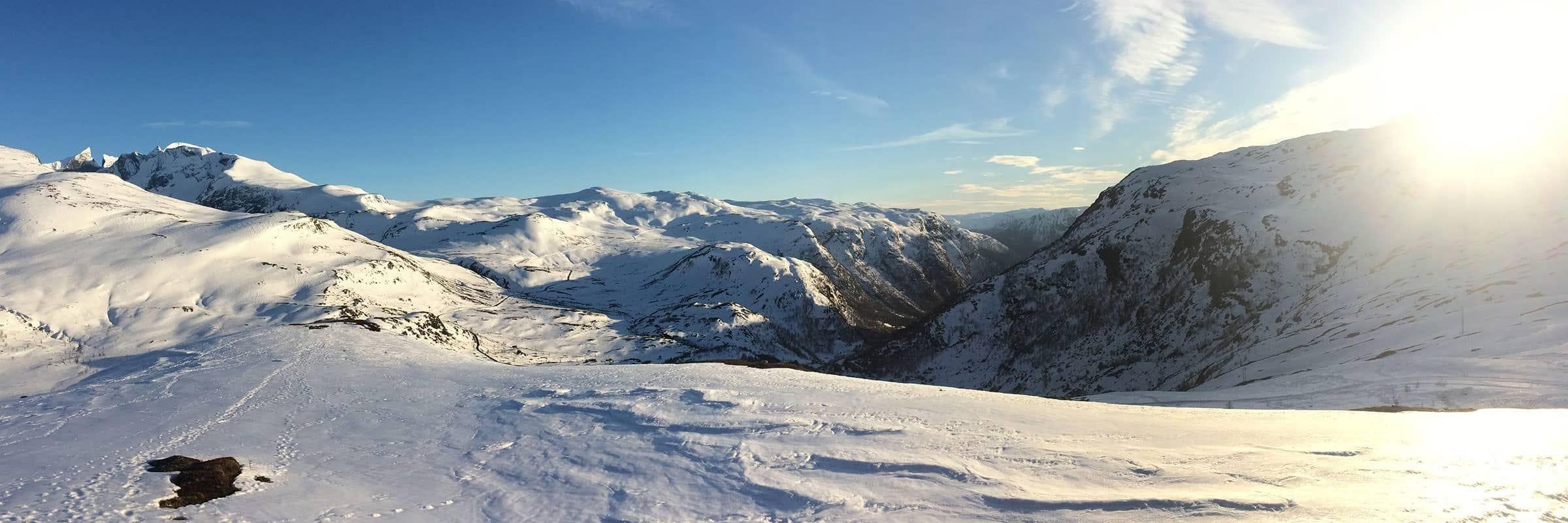 Norrona, Ski & Snowboard. Norrøna: High Camp Turtagrø 2017 Recap