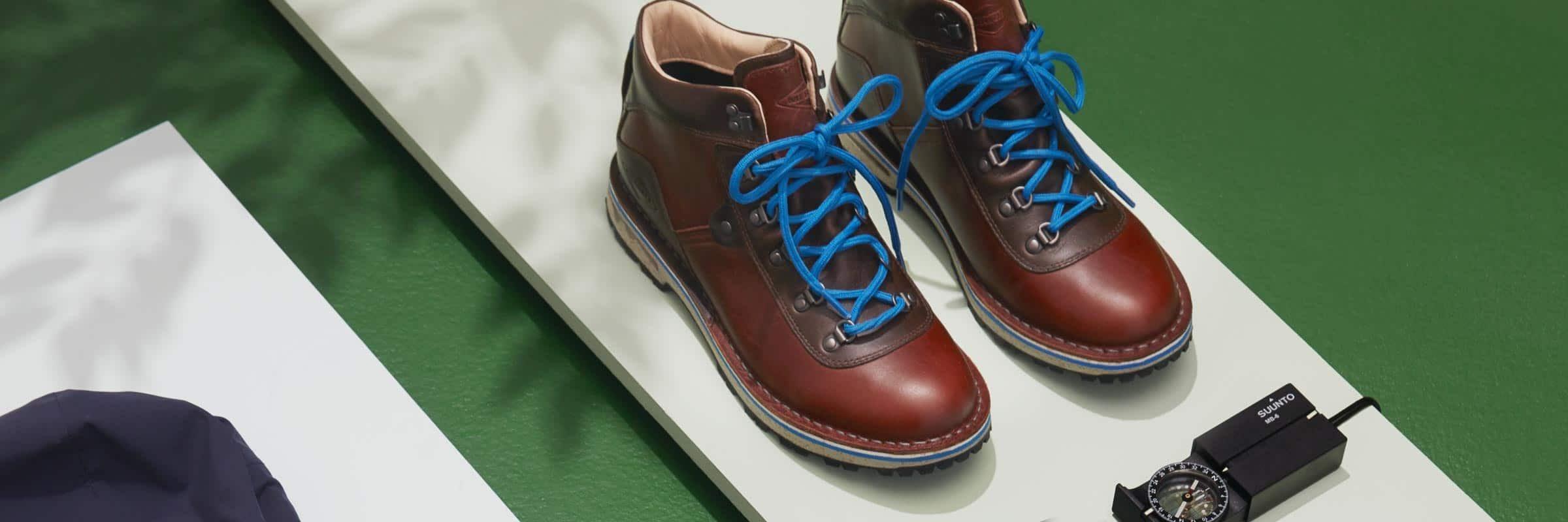 Randonnée pédestre: bottes VS souliers