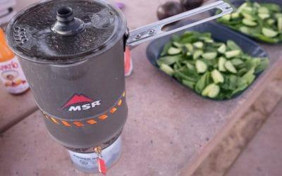 Biolite, Jetboil, MSR, optimus, réchaud. Guide: choisir son réchaud pour le camping.