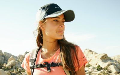 Arc'teryx, Buff, hiking, Outdoor Research, Running, The North Face. Top Women's Summer Hats for Your Outdoor Lifestyle.