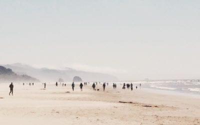 Birkenstock, Columbia Sportswear, Dakine, lookbook, Patagonia, Ray-Ban. Les incontournables de la plage pour les femmes.