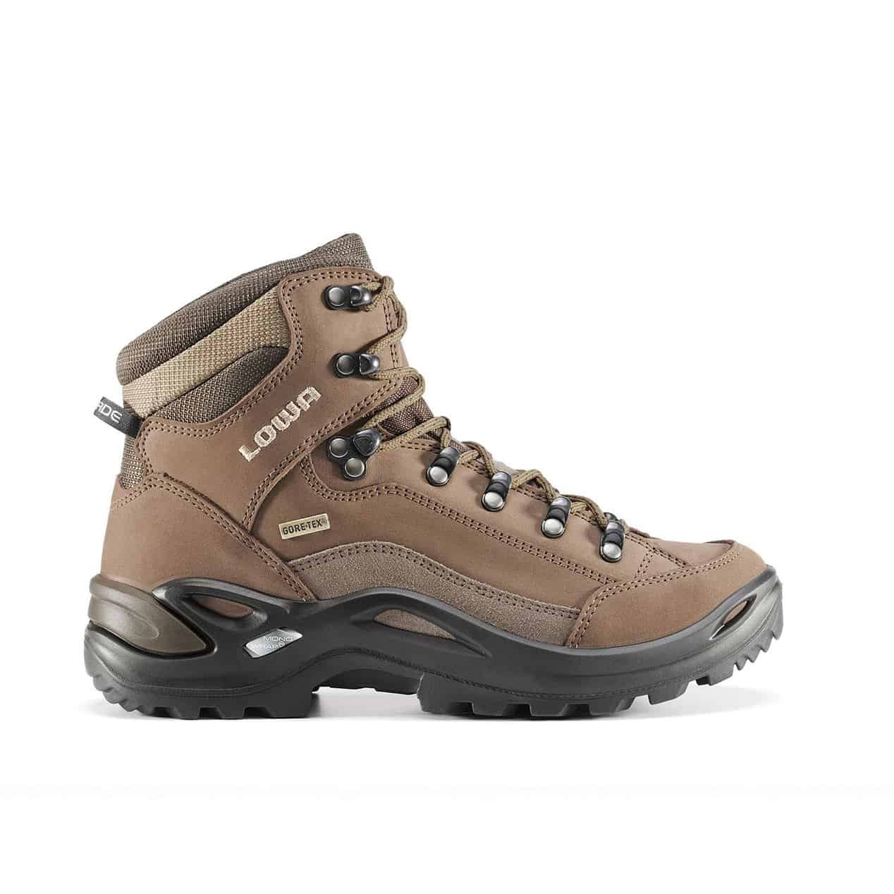 hiking boots lowa renegade gtx mid