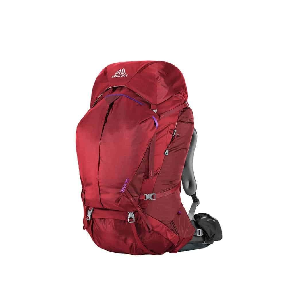 deva backpack