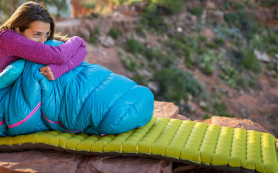 Big Agnes, Camping, Exped, NEMO Equipment, Sea to Summit, Therm-a-Rest, winter camping. How to Choose a Mattress for Camping.