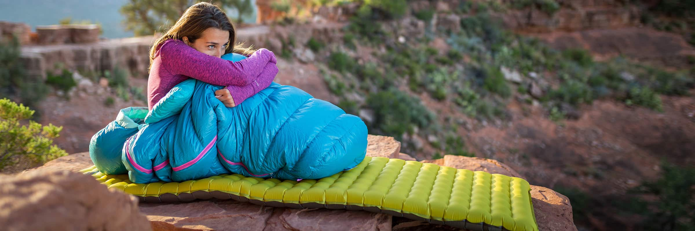 Big Agnes, Camping, Exped, NEMO Equipment, Sea to Summit, Therm-a-Rest, winter camping. How to Choose a Mattress for Camping