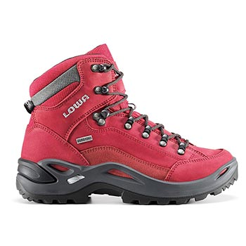 Hiking and Camping Essentials : Lowa boots